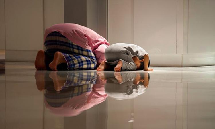 Kitab Fathul Muin Wajibnya Shalat Bagi Anak yang Sudah Tamyiz