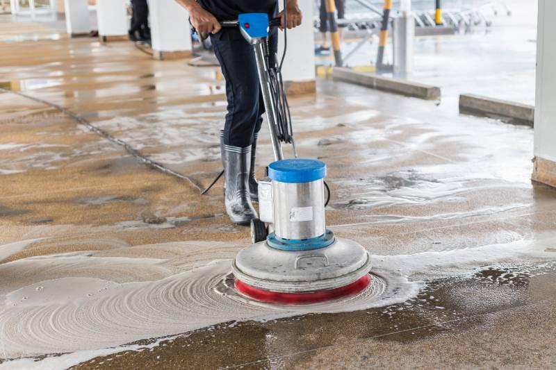 deep cleaning Floor Jakarta